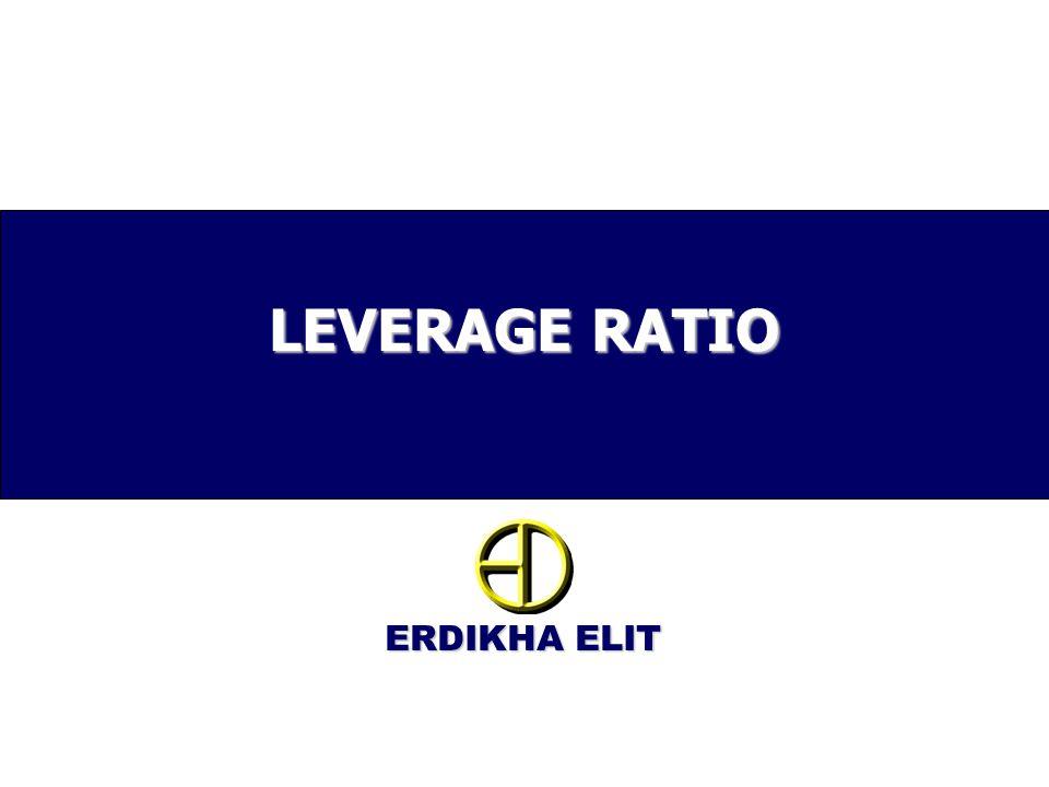 ERDIKHA ELIT LEVERAGE RATIO