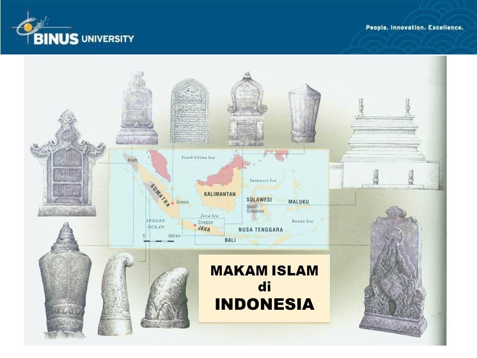 Tombstone in West Sumatra MAKAM ISLAM di INDONESIA MAKAM ISLAM di INDONESIA