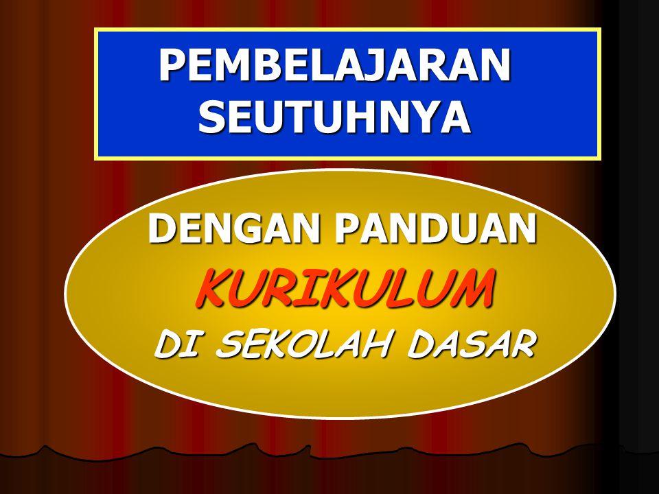 APAKAH KURIKULUM ITU .PP RI NO. 19 TH 2005 TTG STANDAR NASIONAL PENDIDIKAN APAKAH KURIKULUM ITU .