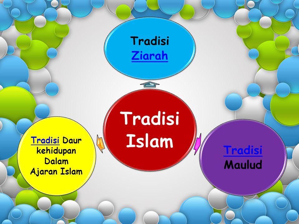 Tradisi Islam Tradisi Ziarah Ziarah Tradisi Tradisi Maulud TradisiTradisi Daur kehidupan Dalam Ajaran Islam