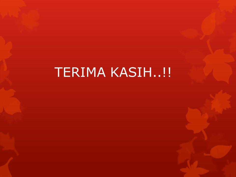 TERIMA KASIH..!!