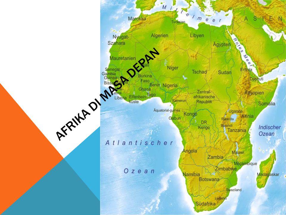 AFRIKA DI MASA DEPAN