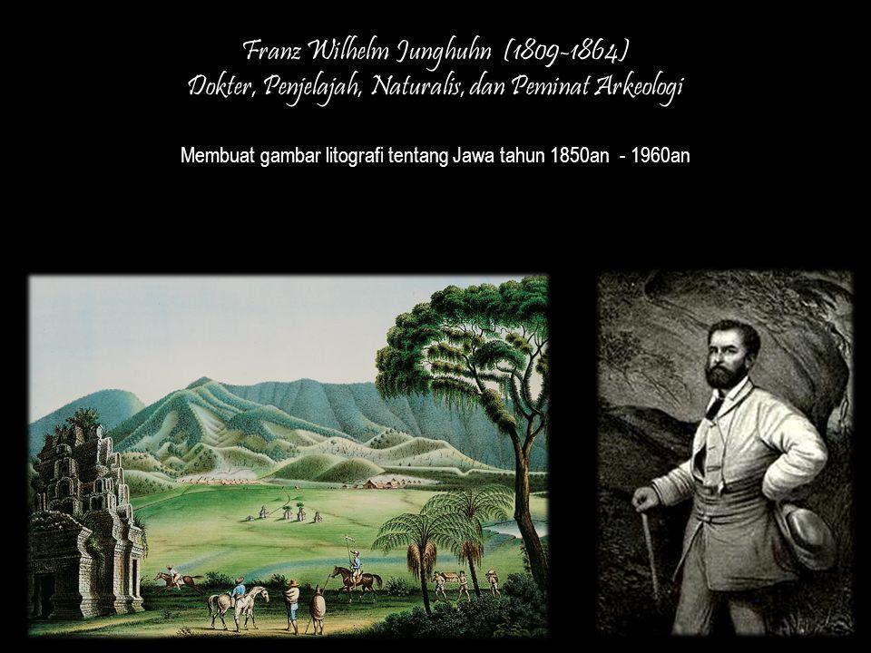 Pendokumentasian kepurbakalaan di Jawa 1864-1865 Candi Kalasan, BogemCandi Parikesit, Dieng