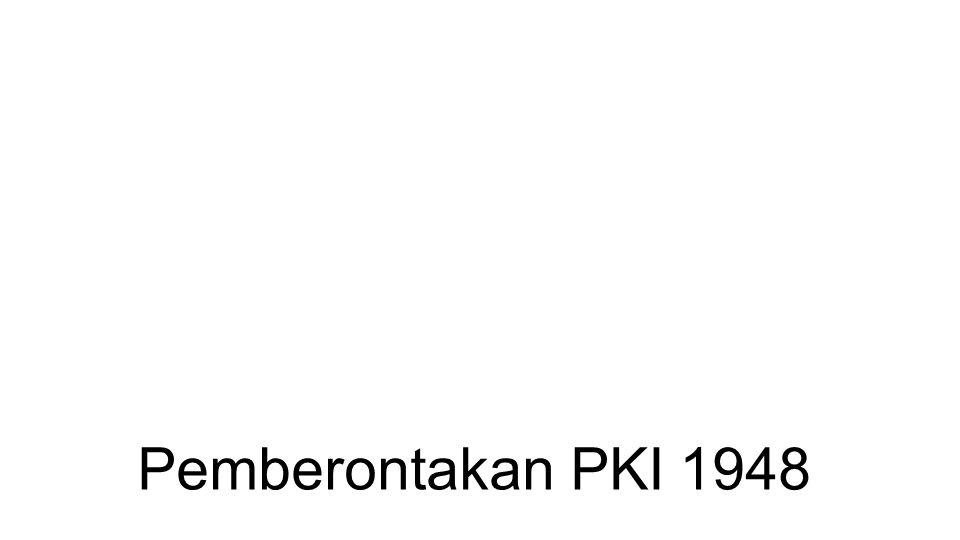 Pemberontakan PKI 1948