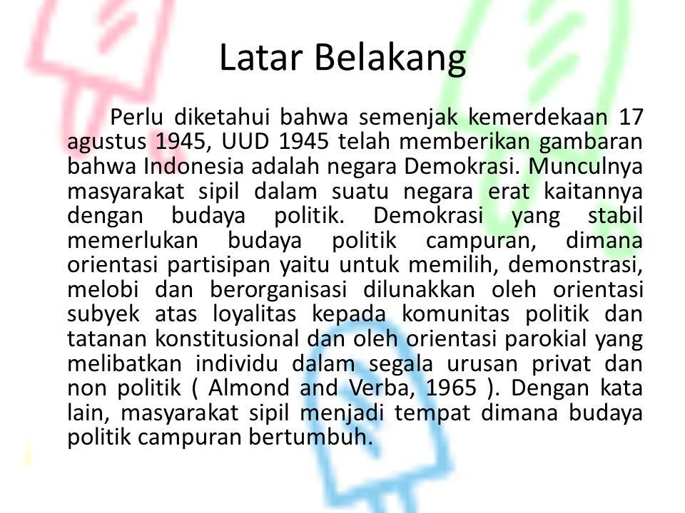 Rumusan Masalah Dalam makalah ini kami akan membahas tentang definisi dari judul: 1.Apa itu Demokrasi.