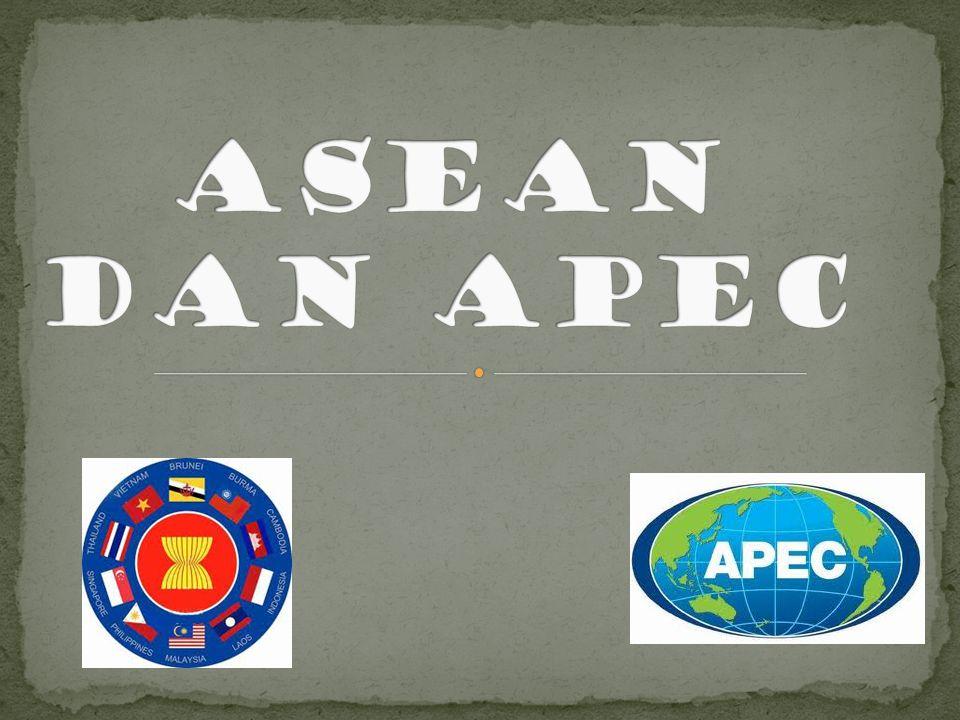  Didirikan tanggal 8 Agustus 1967 melalui Deklarasi Bangkok oleh 5 negara pemrakarsa yaitu Indonesia, Malaysia, Singapura, Filipina dan Thailand  Delegasi masing-masing negara  Indonesia : Adam Malik  Malaysia: Tun Abdul Razak  Singapura: S.
