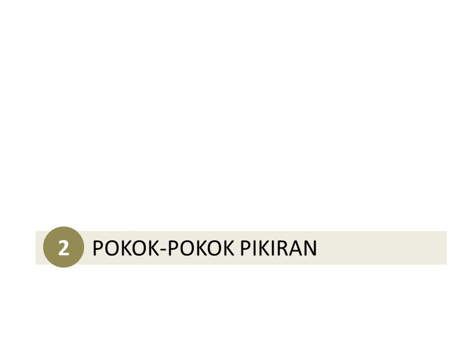 POKOK-POKOK PIKIRAN 2