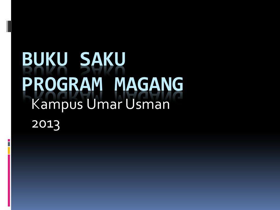 Kampus Umar Usman 2013