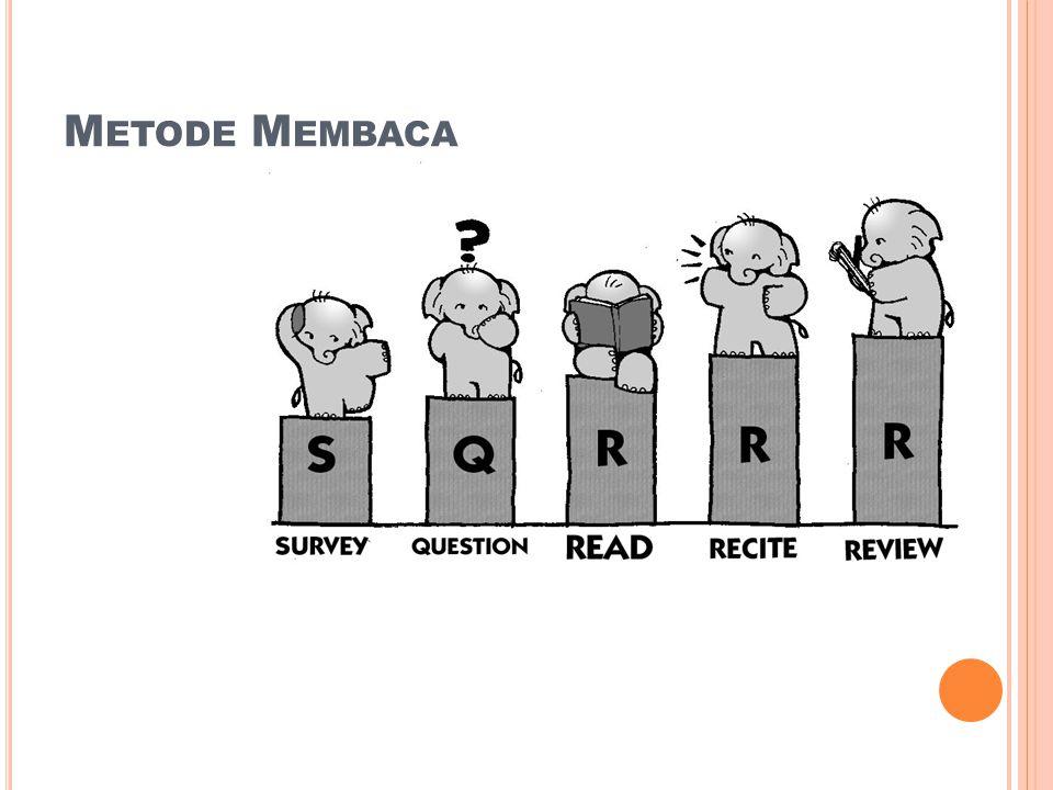 M ETODE M EMBACA
