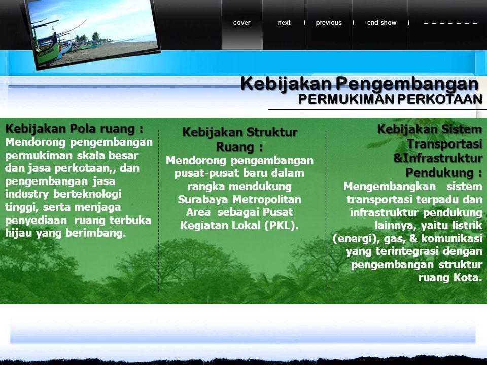 Rencana Pola Ruang Provinsi Jawa Timur (Kawasan Budidaya) Rencana Pola Ruang Provinsi Jawa Timur (Kawasan Budidaya) Kawasan Peruntukan Perikanan Kawasan Peruntukan Permukiman Kawasan Peruntukan Industri Kawasan Hutan Produksi = 815.851 Ha Kawasan Peruntukan Perkebunan = 398.036 Ha Kawasan Hutan Rakyat = 414.191 Ha  Minimal 75% Kawasan Peruntukan Pertanian (Pertanian Teknis, Lahan Basah) di Kab Gresik harus dipertahankan sebagai Lahan Pertanian Pangan Berkelanjutan  Kabupaten Gresik telah menetapkan luas lahan pertanian pangan berkelanjutan seluas 10.346 Ha  Minimal 75% Kawasan Peruntukan Pertanian (Pertanian Teknis, Lahan Basah) di Kab Gresik harus dipertahankan sebagai Lahan Pertanian Pangan Berkelanjutan  Kabupaten Gresik telah menetapkan luas lahan pertanian pangan berkelanjutan seluas 10.346 Ha Kawasan Peruntukan Pertanian Kawasan Pertanian Lahan Basah  direncanakan sebesar 957.239 Ha dan seluas 75% atau kurang lebih 717.929 Ha ditetapkan sebagai lahan pertanian pangan berkelanjutan Luas Hutan Produksi di Kabupaten Gresik sebesar 1.017 Ha