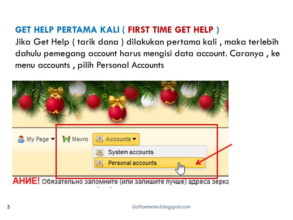 36 Contoh di samping ini: Request get help Rp 12.500.000 Awalnya dana akan di transfer dari 4 sender, namun satu sender gagal dan sistem mencari penggantinya 2 hari kemudian Setelah dana diterima, maka receiver (penerima) wajib melakukan konfirmasi