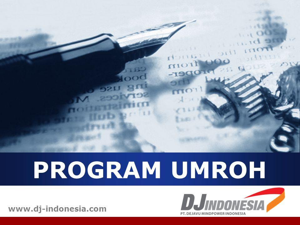 PROGRAM UMROH www.dj-indonesia.com