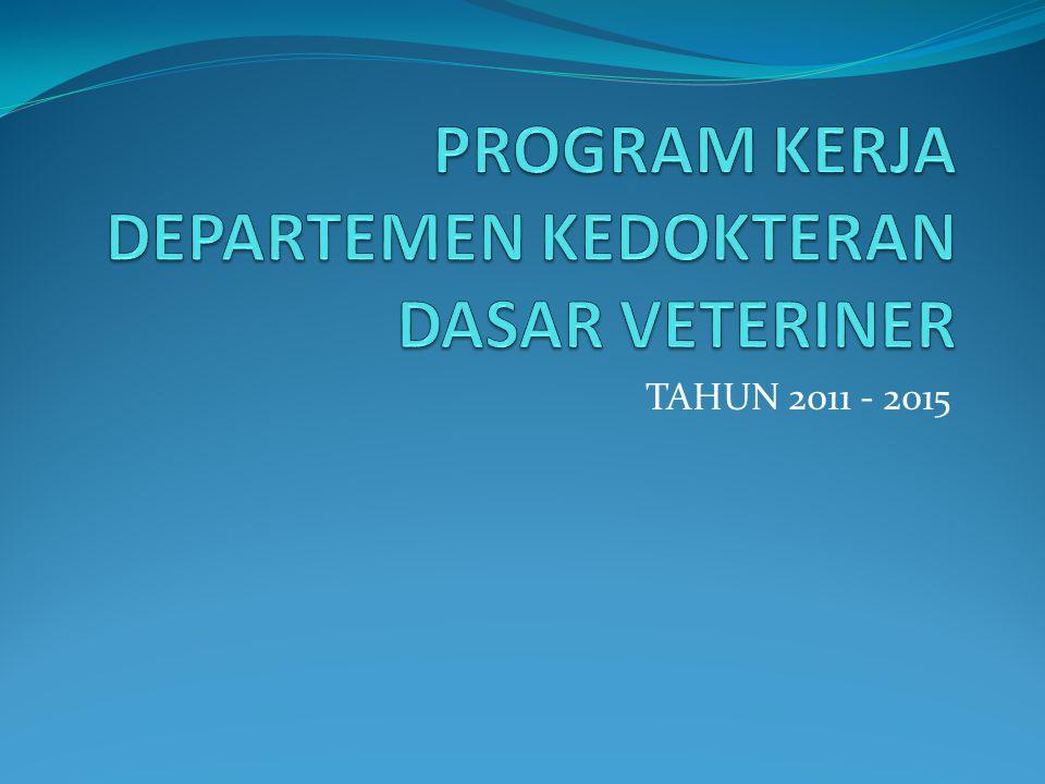 TAHUN 2011 - 2015