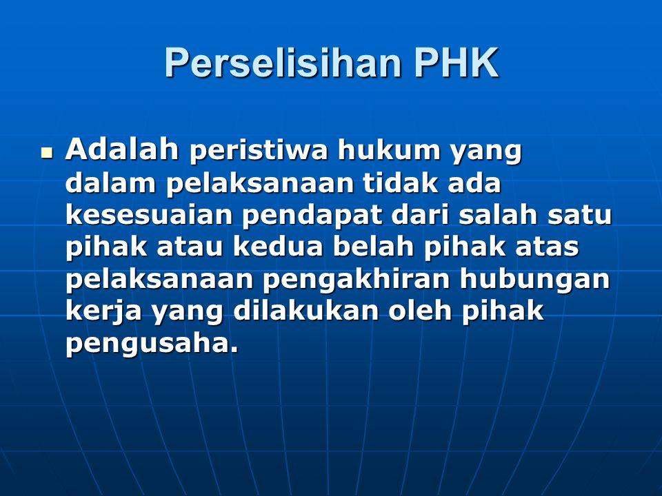 Hukum Acara di PHI 1.