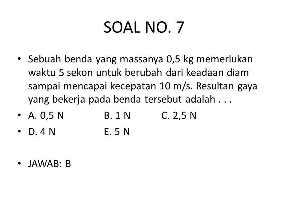 SOAL-SOAL TIPE C Pilihlah A.Jika (1), (2), dan (3) benar B.Jika (1) dan (3) benar C.Jika (2) dan (4) yang benar D.Jika hanya (4) yang benar E.Jika semuanya benar
