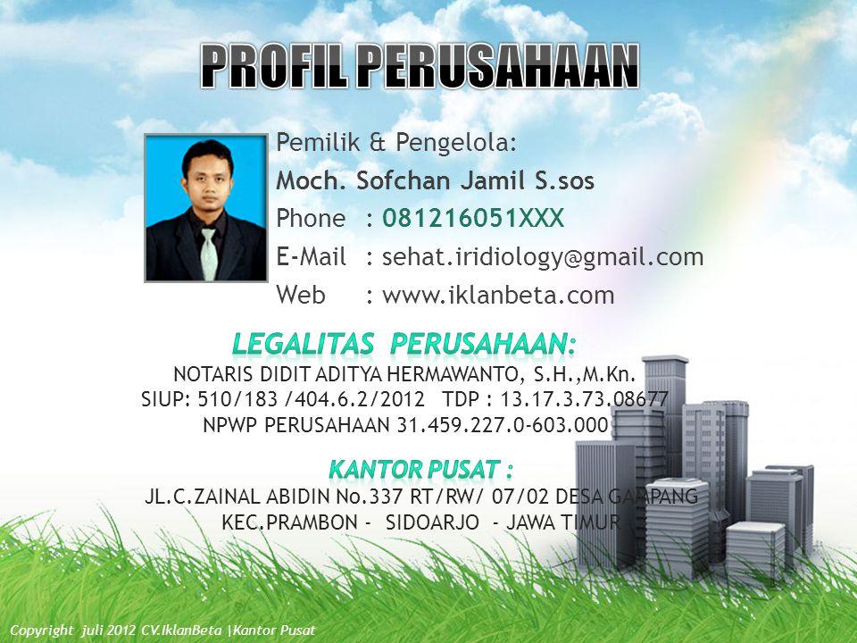 Copyright juli 2012 CV.IklanBeta |Kantor Pusat
