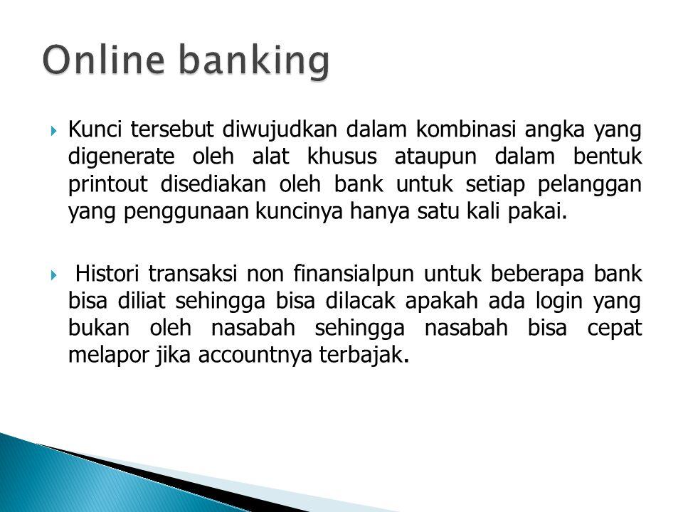  Untuk transaksi pembelian online biasanya menggunakan kartu kredit sebagai alat transaksi.