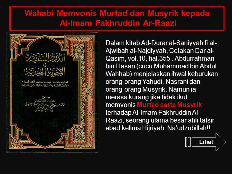 Wahabi Mengkafirkan Orang Yang Membaca Dzikir Shalawat 10000x atau Laa Ilaaha illallah 1000x Husam al-'Aqqad wahabi yang anti dzikir dalam kitab Halaq