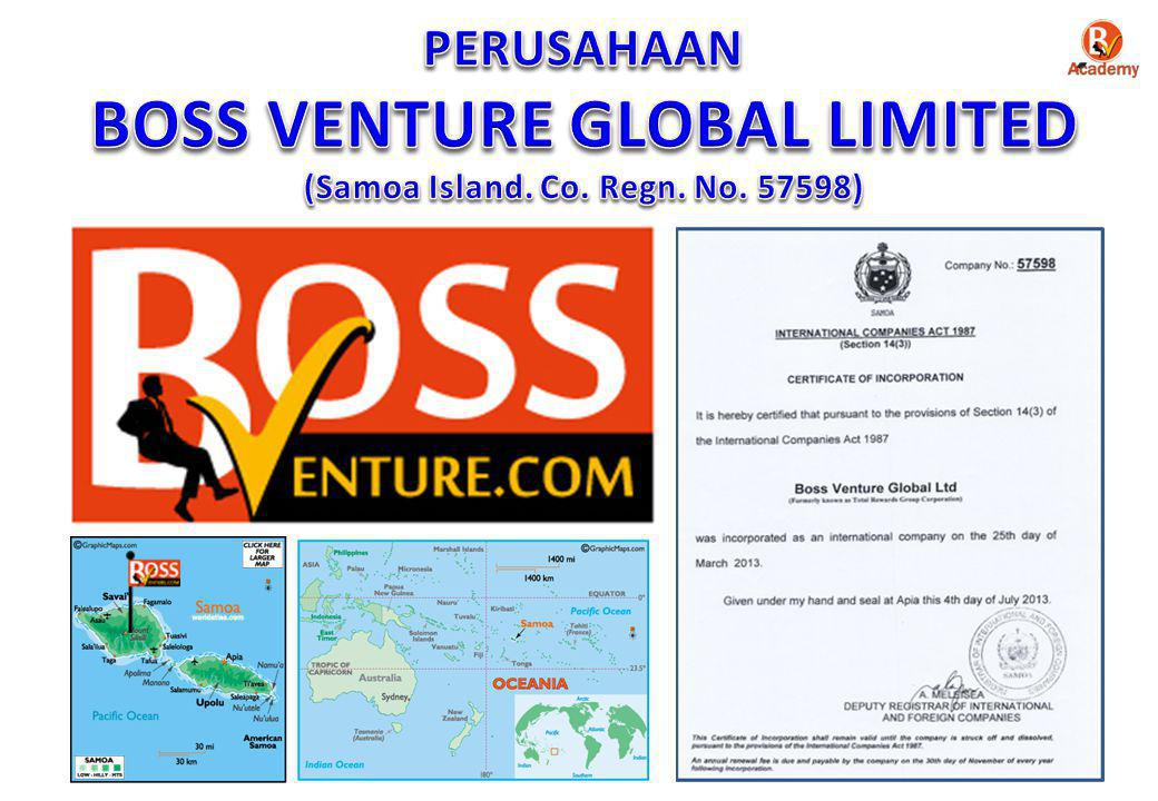 www.BossVenture.com Incentives Peek Credits Resell Incentive (PCRI) – 10% 1 ANDA Beli BV$100 Terima BV$110 VIP Shopper Menjual Peek Credits Anda Ambil kembali BV$110 (Anda Mendapat BV$10) 7 NOTE: Above presentation is a hypothetical simulation for illustration purposes only and income shown might not be a confirmation of Reseller's earnings.