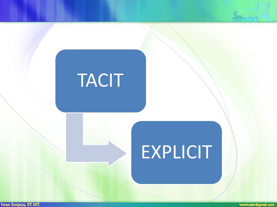 TACITEXPLICIT