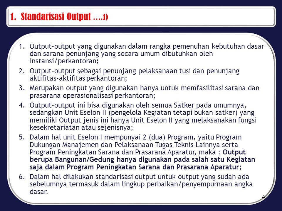 Direktorat Sistem Penganggaran Direktorat Jenderal Anggaran Jakarta, 5 Juli 2011 45