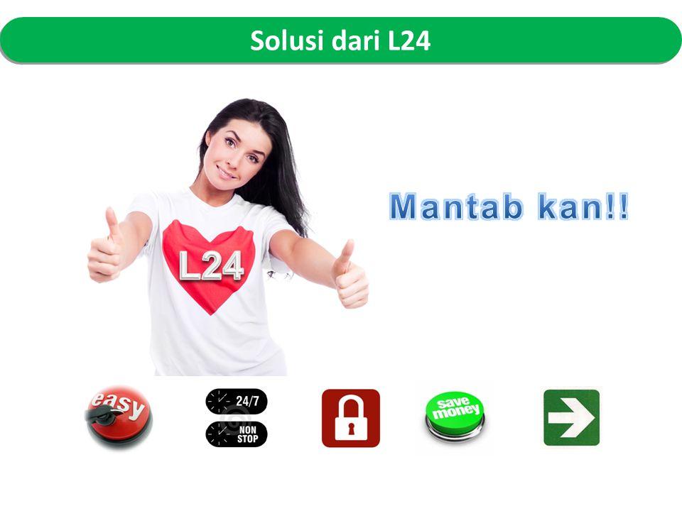 Solusi dari L24