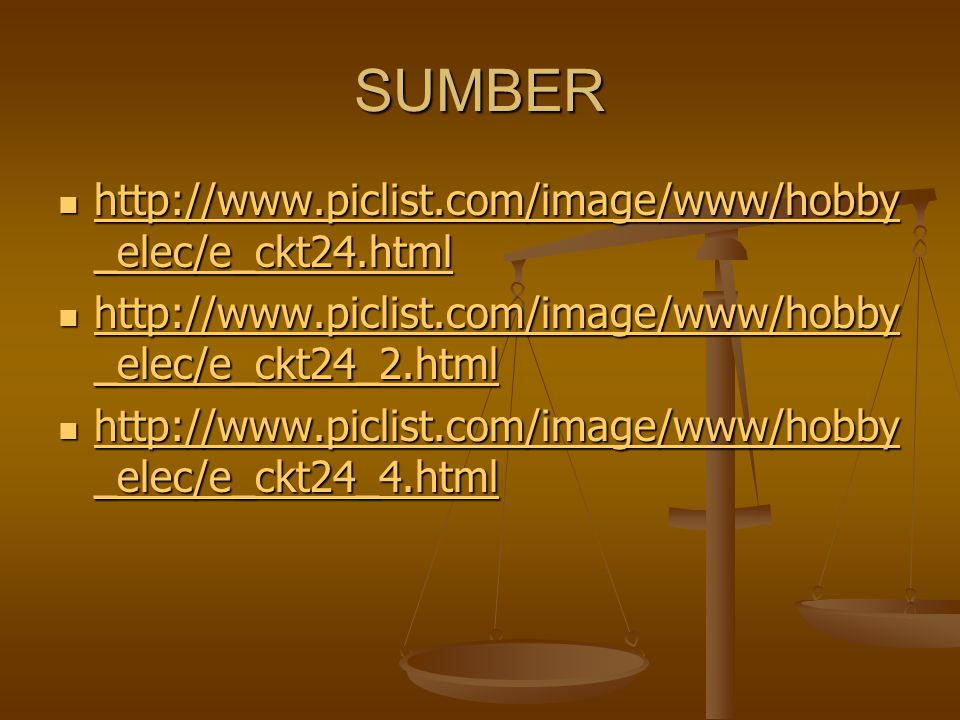 SUMBER  http://www.piclist.com/image/www/hobby _elec/e_ckt24.html http://www.piclist.com/image/www/hobby _elec/e_ckt24.html http://www.piclist.com/im