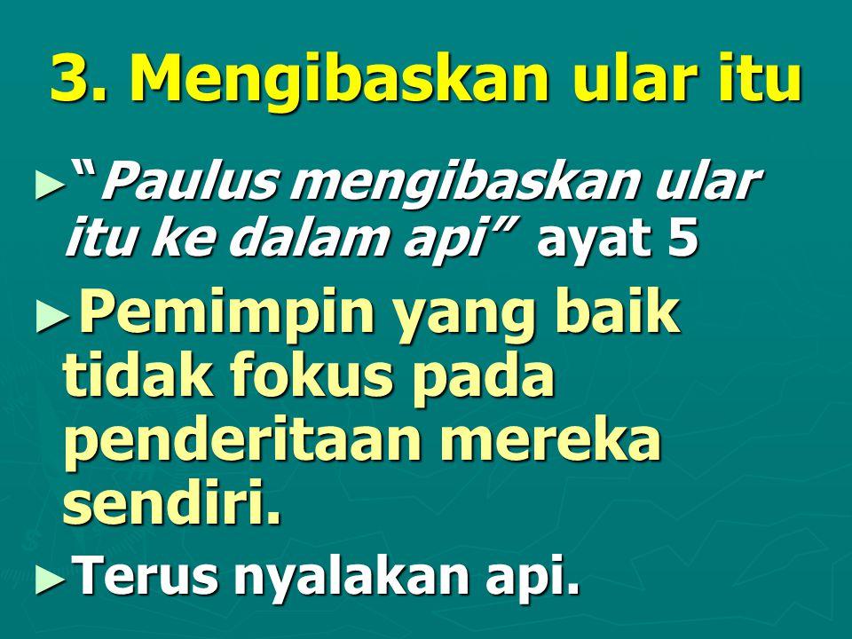 Mulailah dan Tuhan akan mengirim orang2 baru untuk menolongmu.