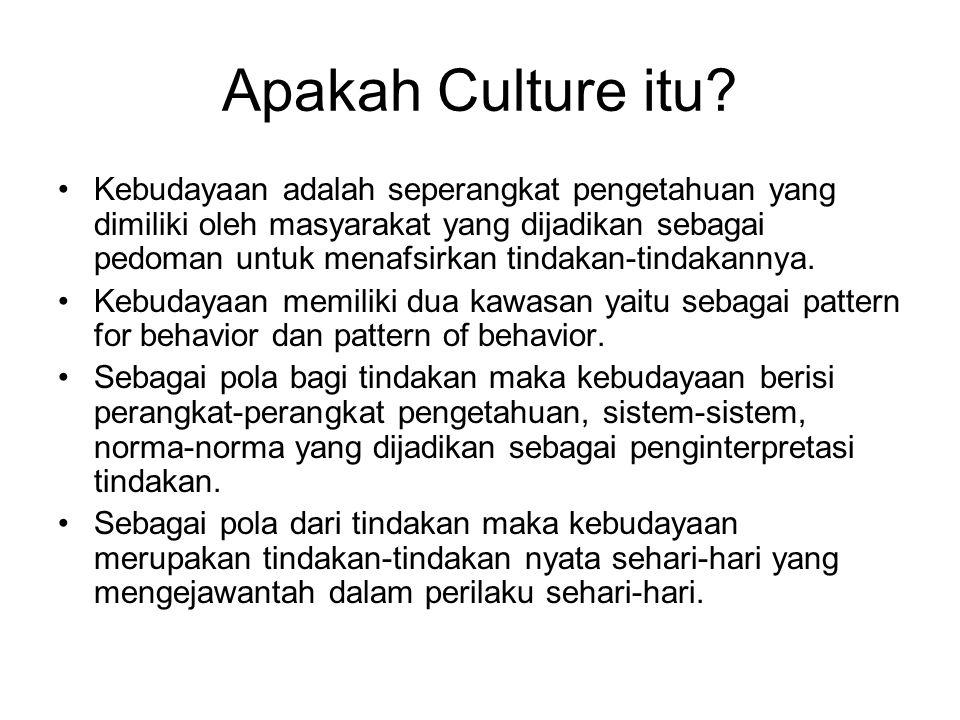 Mengapa perlu memahami multikulturalitas.