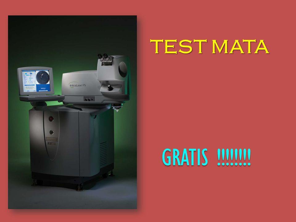 TEST MATA GRATIS !!!!!!!!