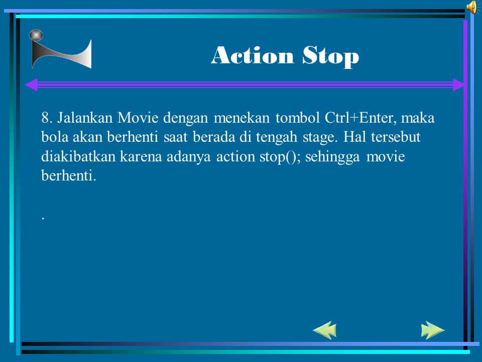 Action Stop 8.