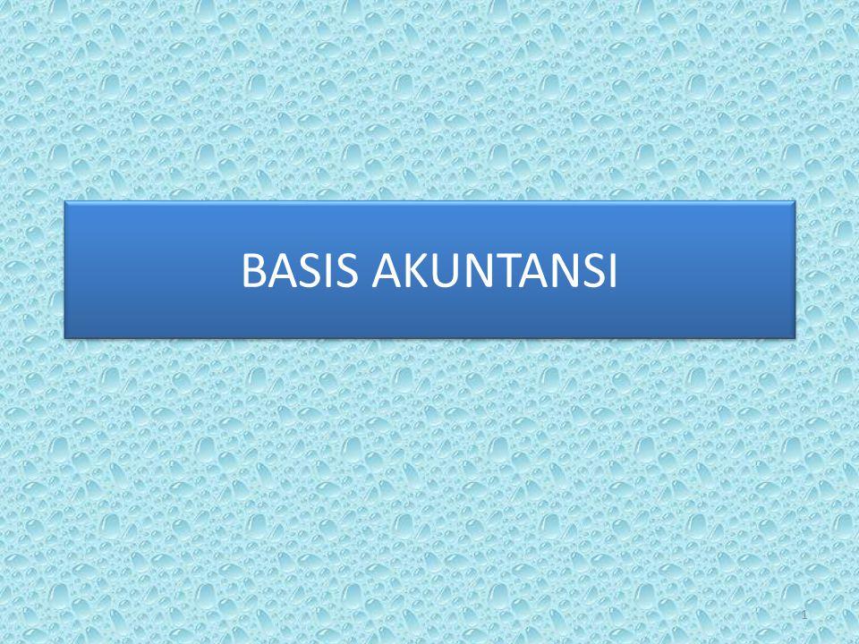 BASIS AKUNTANSI 1
