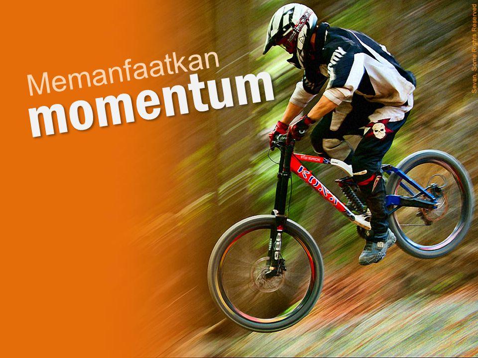 momentum Memanfaatkan
