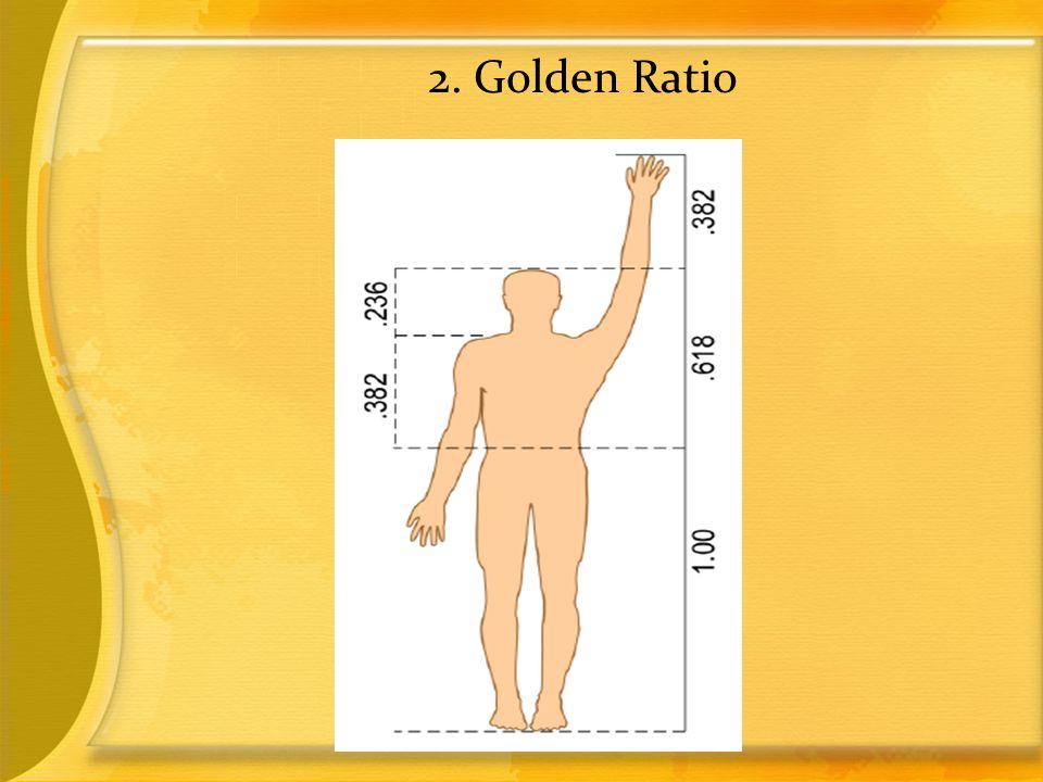 2. Golden Ratio