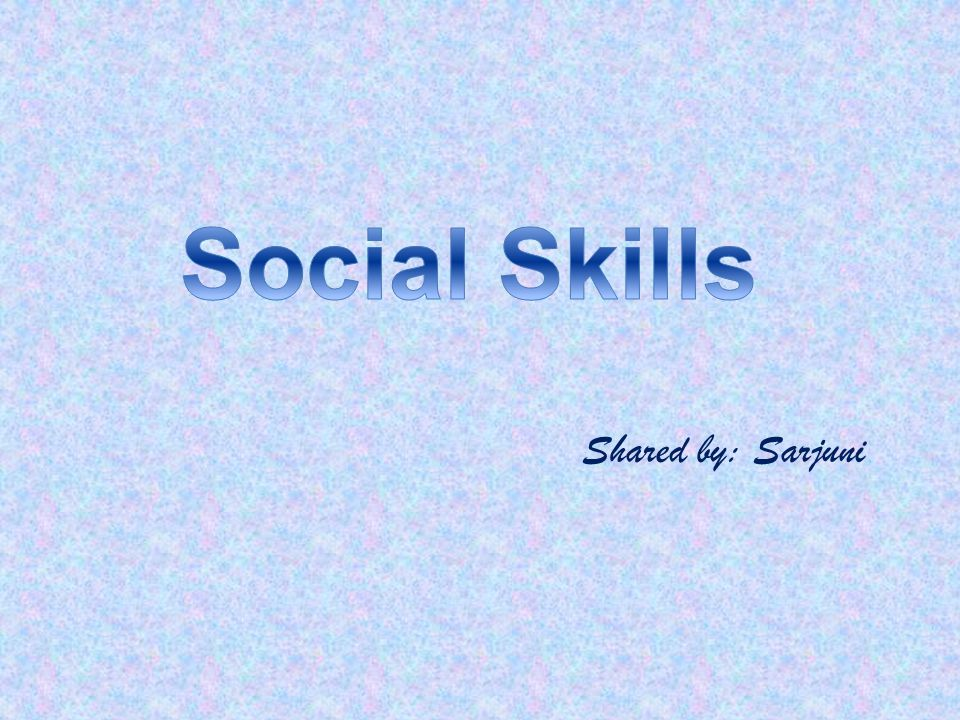 Ciri-ciri Individu dg Socail Skills Ungkapan Emosi Kepribadian • Dapat mengekspresikan emosi sesuai dengan situasi yang dihadapi • Memiliki empati dan kepekaan terhadap perasaan orang lain • Percaya pada kelebihan dan kelemahan dirinya •Percaya bahwa dirinya bahwa dia mampu mengendalikan orang lain, termasuk mampu mengendalikan keinginan dirinya.