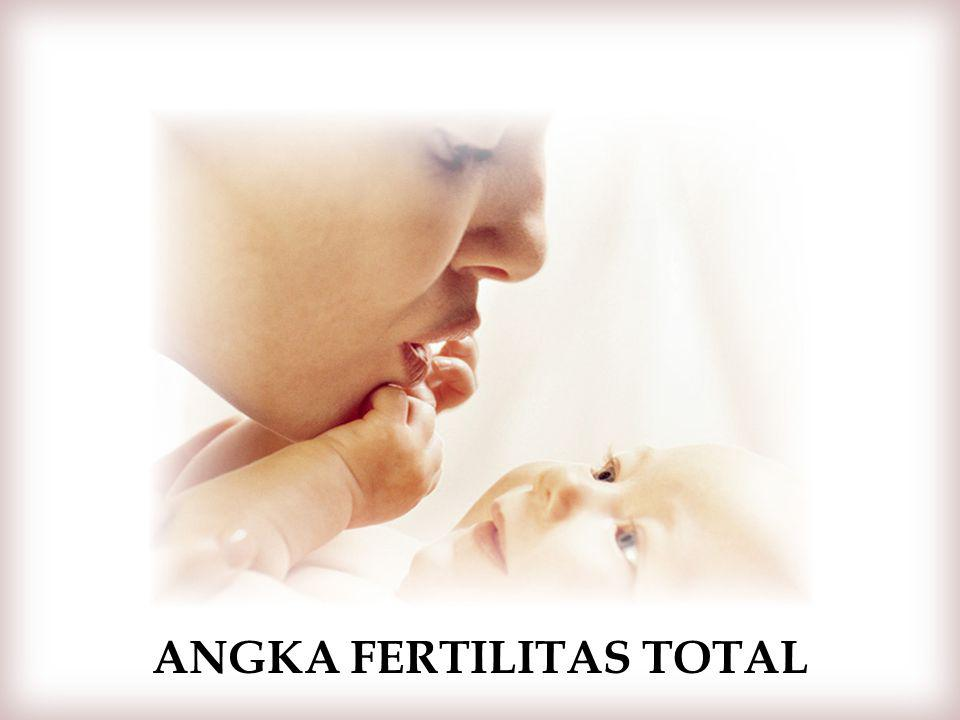 ANGKA FERTILITAS TOTAL