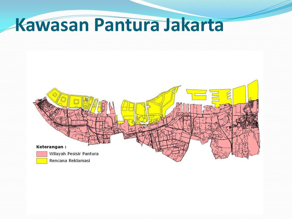 Region - region Potential Runoff dan tanah basah dapat menjelaskan makin luasnya persebaran lokasi- lokasi banjir dan genangan air.