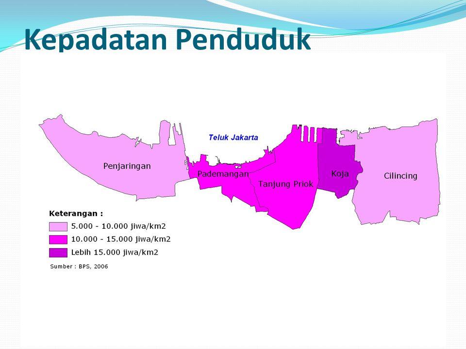 TOPOGRAFI PROVINSI DKI JAKARTA 40% Merupakan Dataran Rendah PASANG LAUT MAKSIMUM : + 1.9 M PP MUKA AIR LAUT NORMAL : + 1,4 M PP 0.5 S/D 1.2 M Sebagian dari luas Provinsi DKI Jakarta (40% = 24.000 Ha.) merupakan dataran rendah, terutama di daerah Jakarta Utara, misalnya di Sungai Bambu, Papanggo, Warakas, dan lain-lain yang ketinggiannya berada dibawah muka air laut pasang.