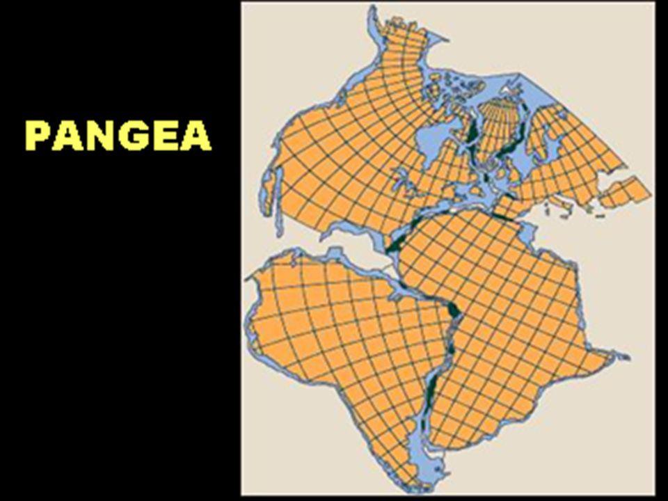 Kerak bumi terpecah pecah menjadi lempeng-lempeng lithosfera (plate tectonic)(6 lempeng tektonik besar bersifat samudera dan benua, lebih dari 5 lempe