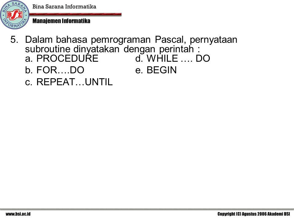 3.Di bawah ini yang merupakan Akronim File dalam lingkungan pendidikan adalah: a.Inputsiswa.prgd.nis b.