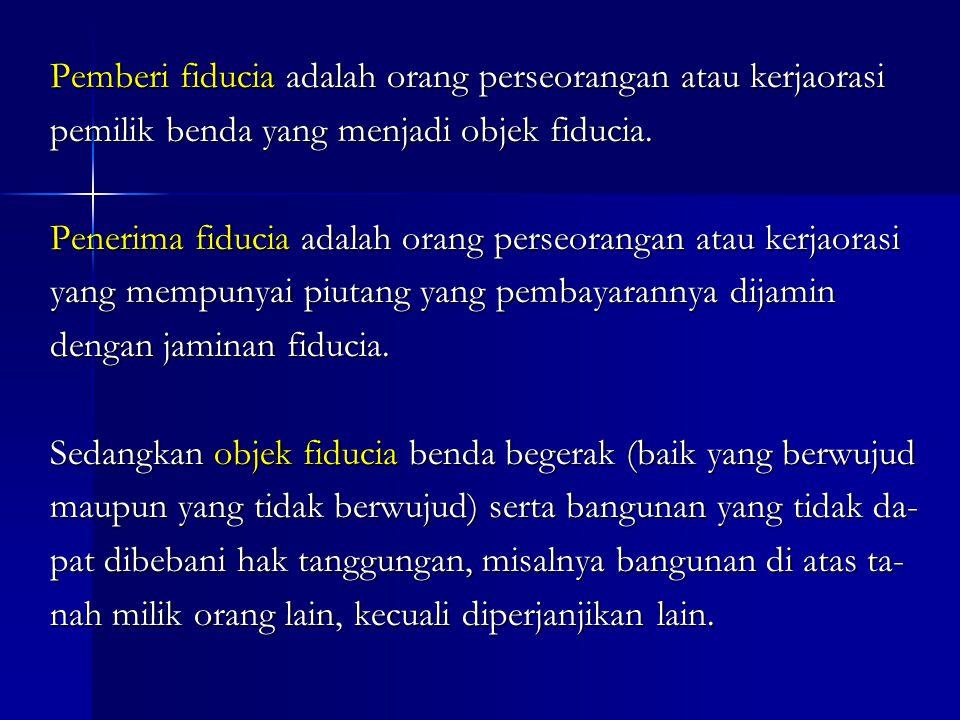 FIDUCIA 1.