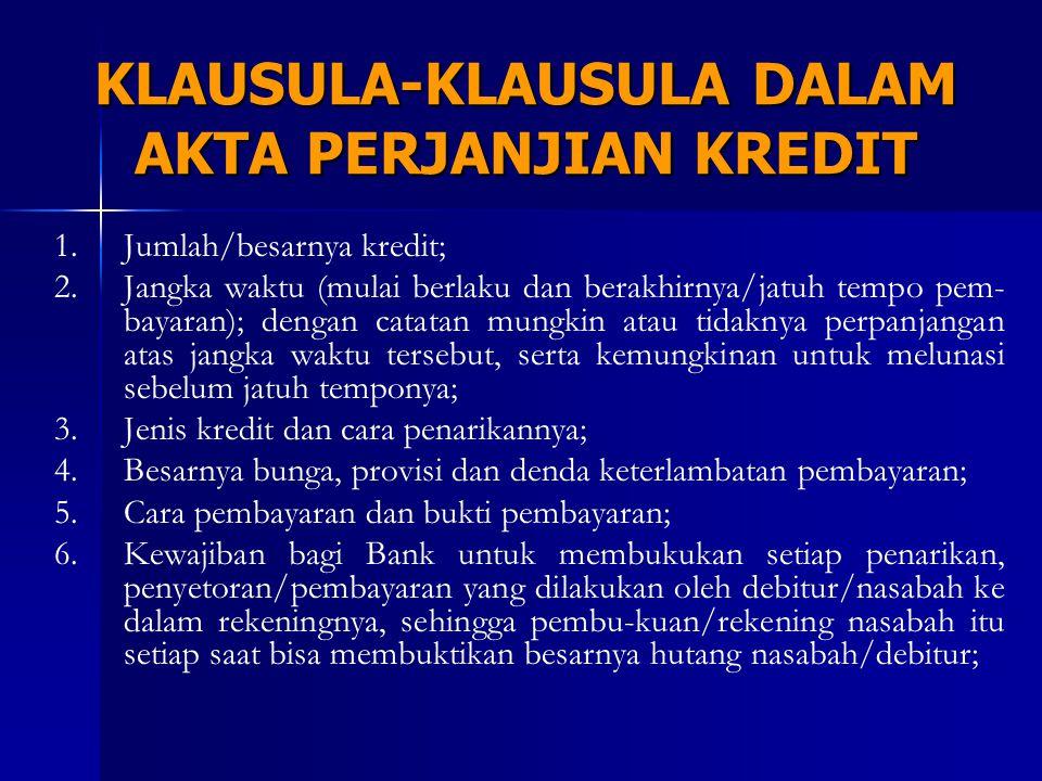 6.Hapusnya Fiducia Fiducia hapus karena: 1. lunasnya hutang si berutang (debitur); 2.