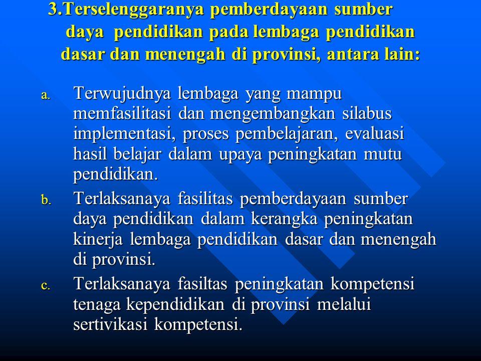 XII.MANFAAT PENDIRIAN LPMP 1.