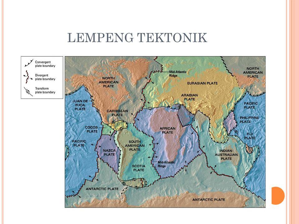 LEMPENG TEKTONIK