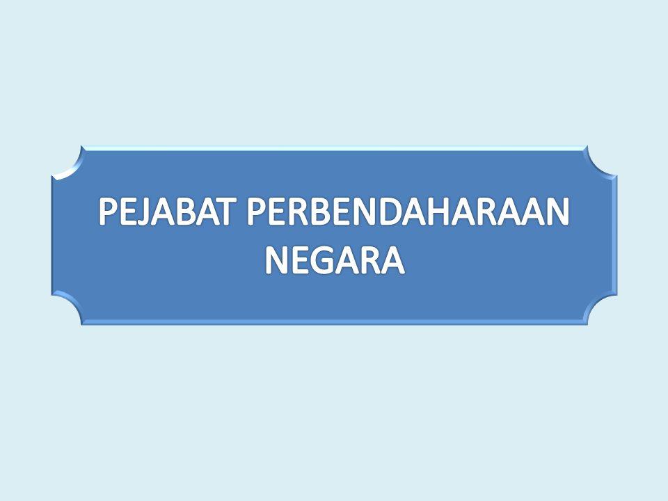 • Menteri/Ketua Lembaga menetapkan Bendahara Pengeluaran; • Penetapan Bendahara Pengeluaran dapat didelegasikan kepada Kepala satker • Pengangkatan Bendahara Pengeluaran tidak terikat periode tahun anggaran.