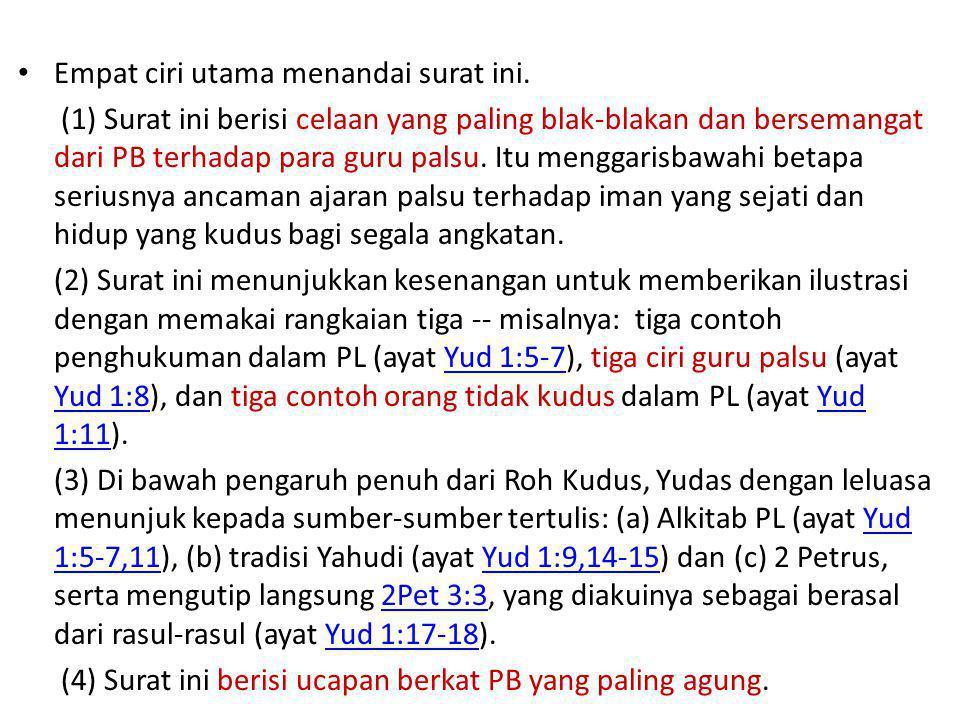 KITAB WAHYU KEPADA YOHANES • Kitab Wahyu ini sendiri sering disebut sebagai kitab Apokaliptik dalam PB.