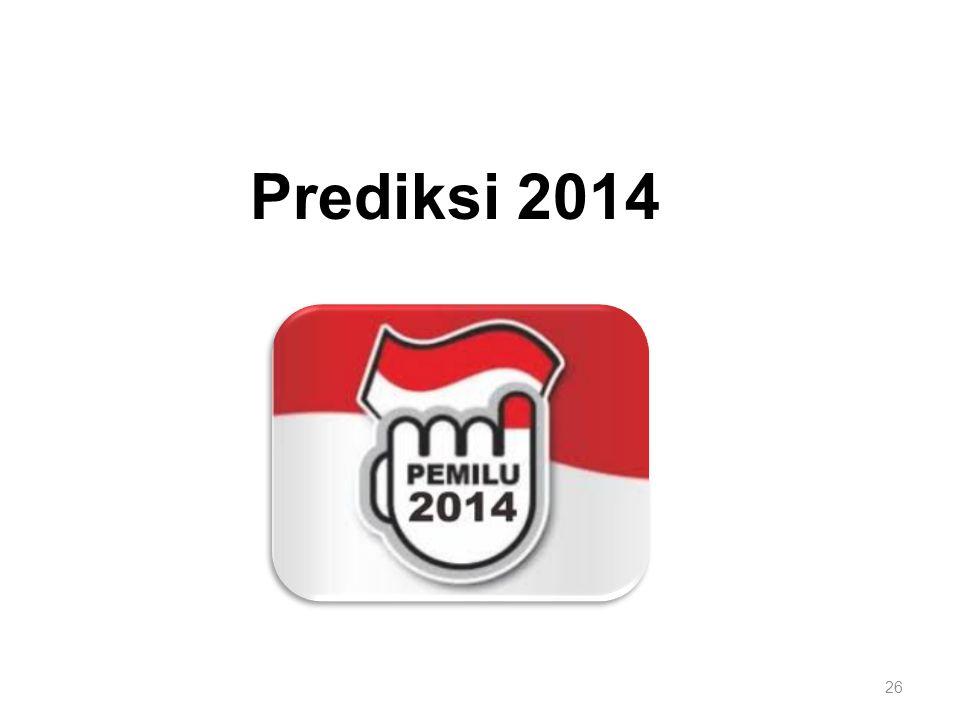 26 Prediksi 2014