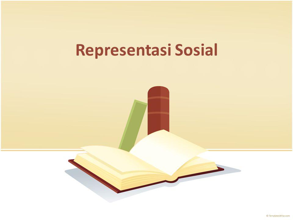 Representasi Sosial