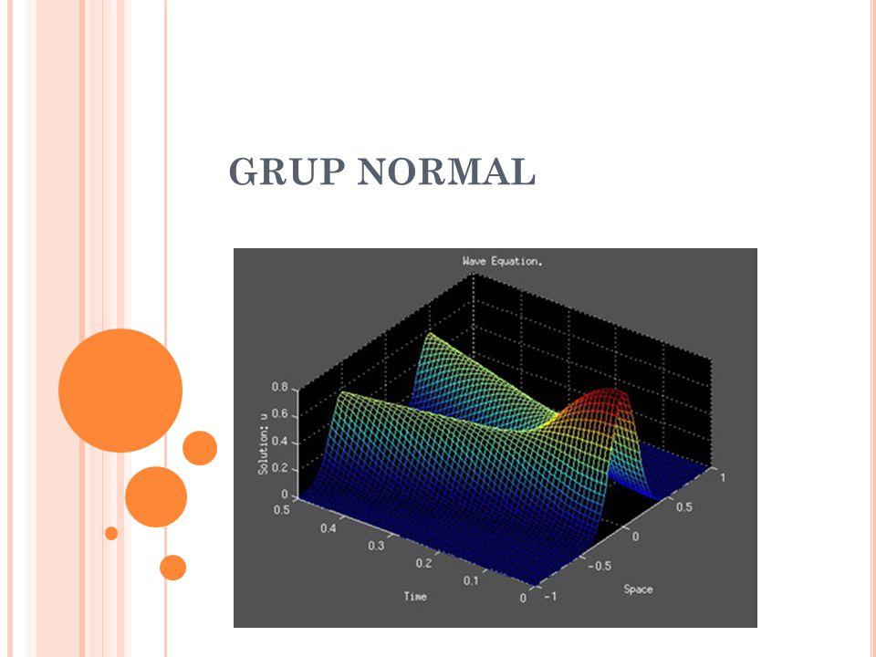 Inti dari sebarang homomorfisma grup mempunyai sifat tambahan yaitu mengandung semua konjugat ( conjugates ) dari anggotanya.