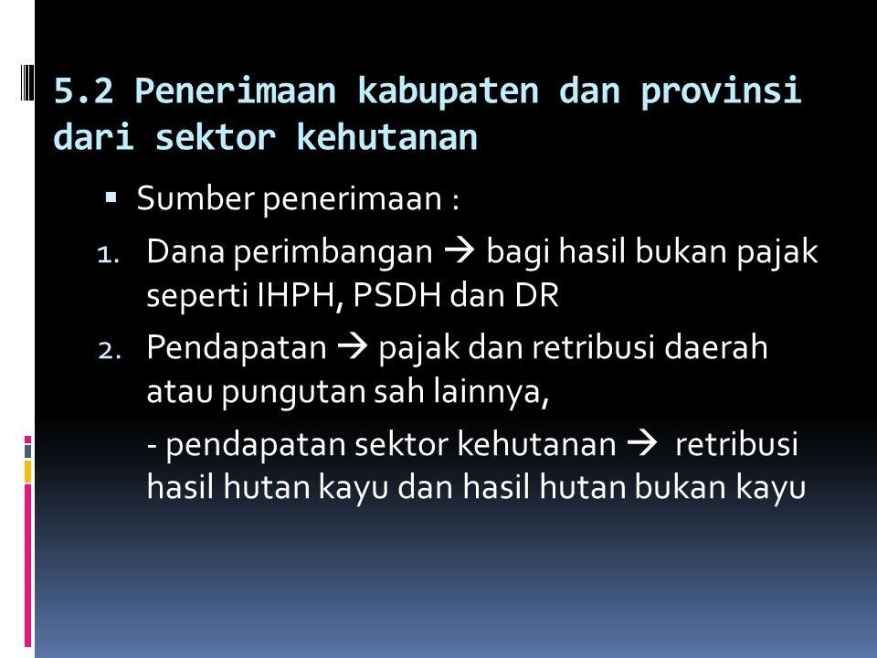 5. Penerimaan Keuangan dan Sistem Penganggaran  5.1 Kebijakan perimbangan keuangan antara UU 22/1999 dan UU 32/2004 Ngakan dan Dede (2004) mengulas k
